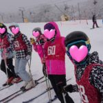 大山小学校のスキー教室に講師として参加しました。