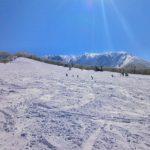 大山ホワイトリゾートのナイター営業は1月・2月の毎週土曜日。