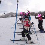 大山小学校のスキー教室に講師として参加(2回目)しました。