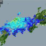 鳥取県大山町は地震の影響は有りません(2018年4月9日)
