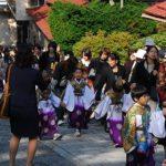 大山開山1300年の法要は2018年5月20日に営まれます。