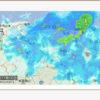 鳥取県に大雨特別警報、継続中!(大山町は現時点では対象外)