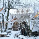 クリスマス期間(2018/12/22~25)はコテージ素泊まりのみ宿泊可能