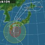台風10号接近に伴う8月15日の交通機関への影響