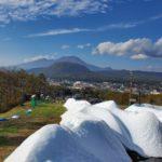 西日本最大の人口造雪システム完備ってどう?!