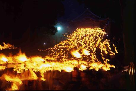 大山夏山開き祭