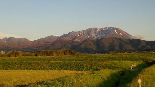 大山(表側)