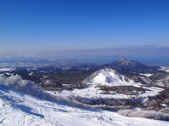 大山ホワイトリゾートスキー場