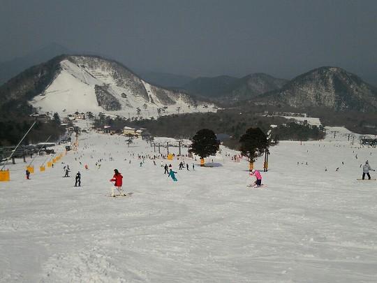 大山ホワイトリゾート
