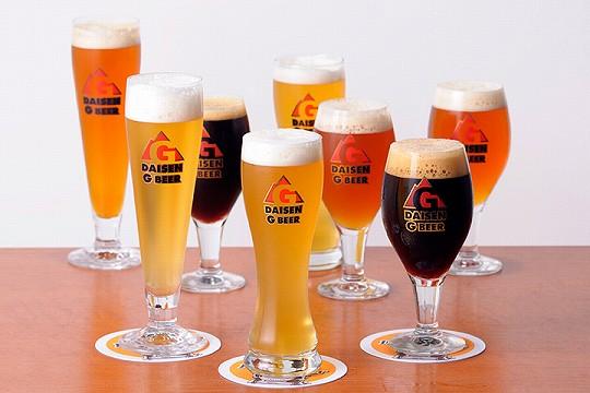 大山Gビールガンバリウス地ビール祭り
