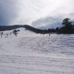 大山小学校スキー教室の講師に!