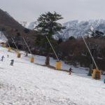 大山ホワイトリゾート3月1日で今シーズンの営業終了