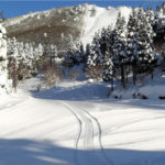 花見山スキー場休業