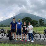 大山で電動アシスト自転車で楽ちんサイクリング