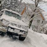 除雪三昧!大山の積雪は108cm(12/17現在)
