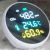 CO2モニターを設置/新型コロナウィルス感染対策