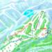 大山ホワイトリゾート国際エリアの高速リフト「センター4」が撤去